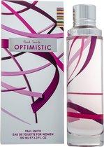 Paul Smith Optimistic for Woman - 100 ml - Eau de toilette