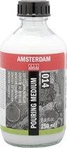 Amsterdam Pouring Medium 250 ml acrylgieten