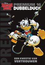 Donald Duck Premium Pocket 16 - Dubbelduck - Een kwestie van vertrouwen