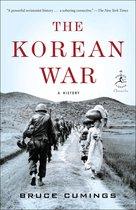 Boek cover The Korean War van Bruce Cumings