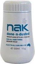 Nak Shampoo Done n Dusted 10gr