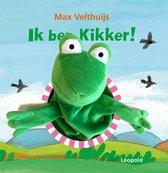 Boek cover Ik ben Kikker! van Max Velthuijs (Onbekend)