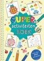 Afbeelding van het spelletje Kinderboeken Rebo Doeboek - Super Activiteitenboek meer dan 500 aktiviteiten