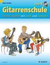 Gitarrenschule Band 1 mit CD