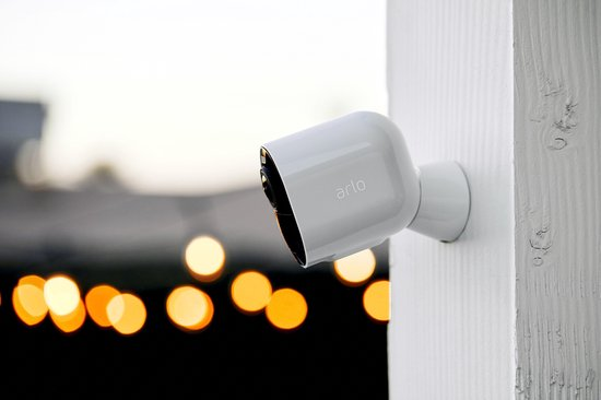 ARLO Ultra 4K - 1 beveiligings-/IP-camera - Uitbreiding