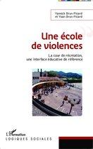 Une école de violences