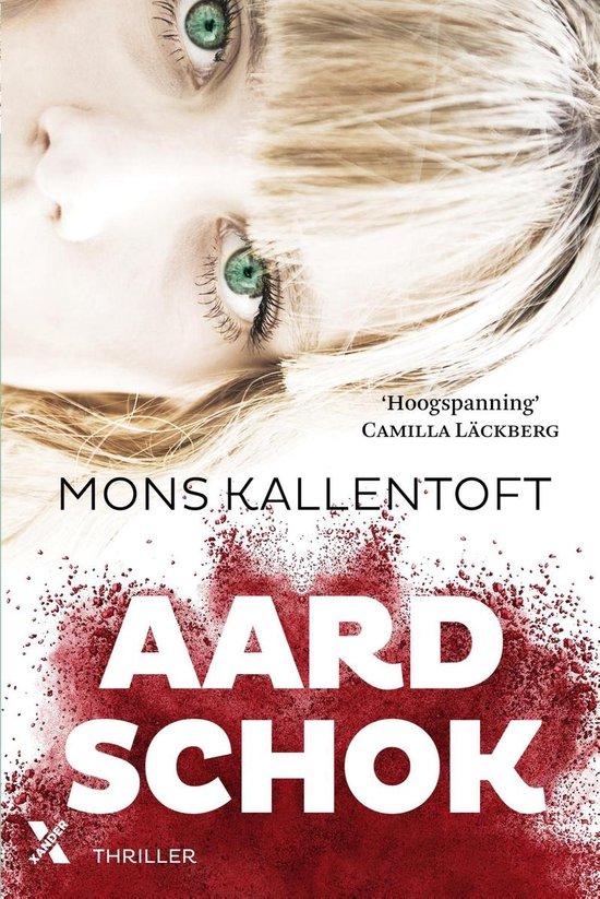 Aardschok - Mons Kallentoft |
