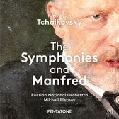 Symphonies And Manfred