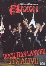 Rock Has Landed, It's Alive [Video]