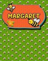 Handwriting Practice 120 Page Honey Bee Book Margaret