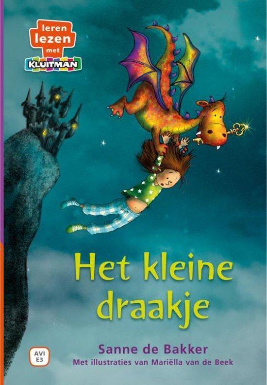 Leren lezen met Kluitman - Het kleine draakje 1 - Sanne de Bakker pdf epub