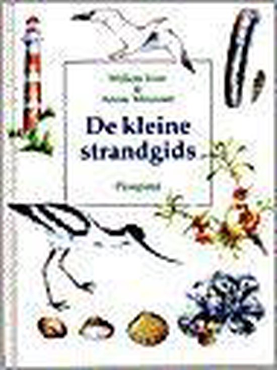 De kleine strandgids - Willem Iven |