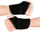 Polssteun Brace - Pols bandage - Zwart - Polsstabilisator