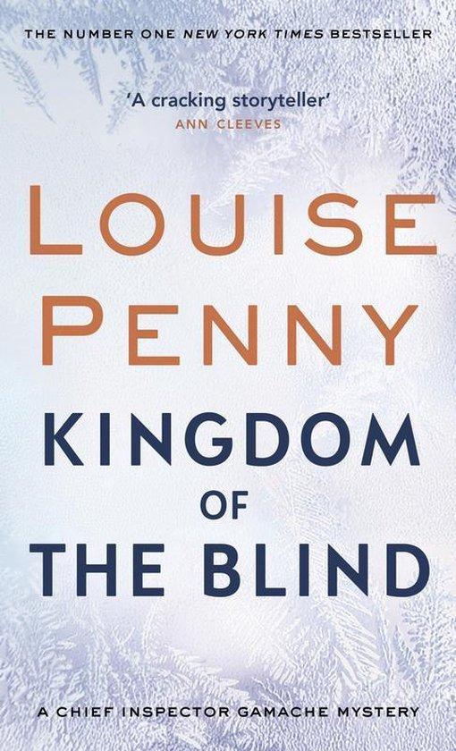 Omslag van Kingdom of the Blind