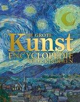 Lannoo's grote encyclopedie  -   De grote kunstencyclopedie voor kinderen