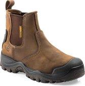 Buckler Boots BSH006BR Buckshot 2 S3 Instapper Bruin maat 47