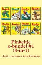 Pinkeltje - Pinkeltje e-bundel (8-in-1)