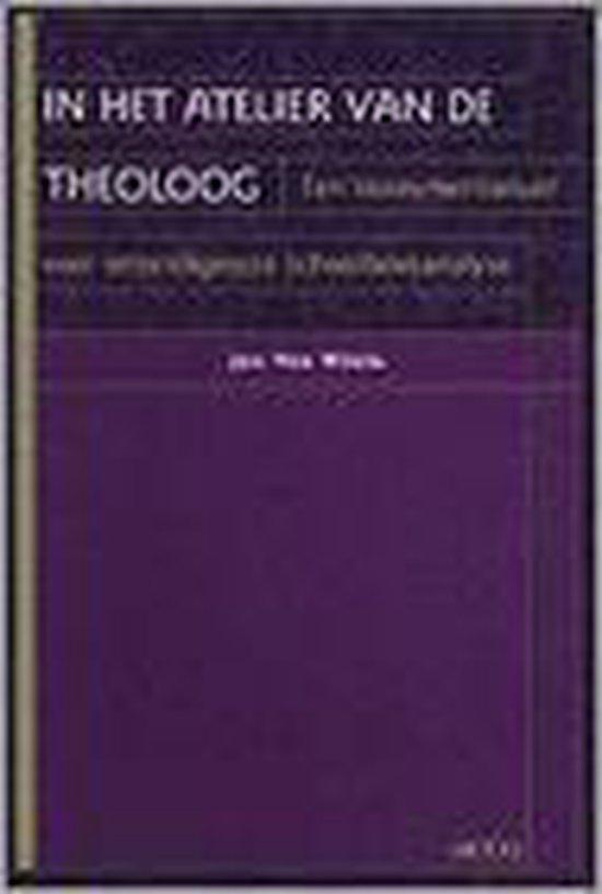 IN HET ATELIER VAN DE THEOLOOGTARIUM VOOR INTERRELIGIEUZE - Van Wiele J. |