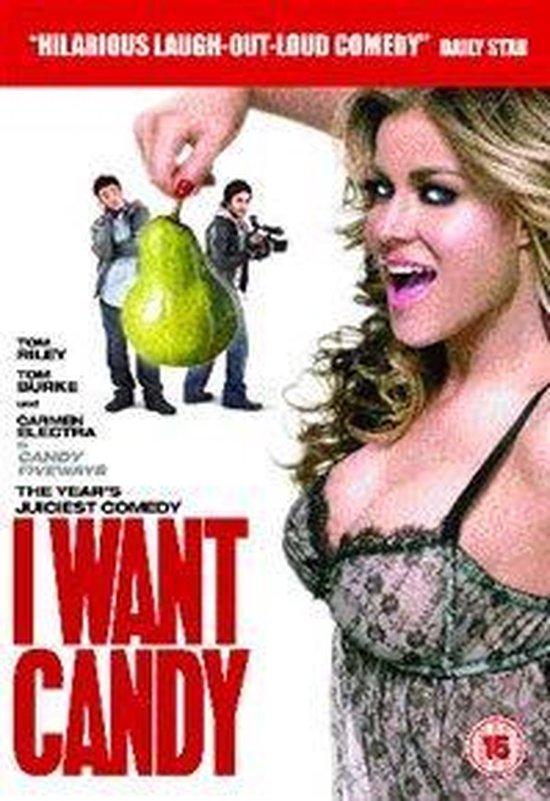 Cover van de film 'I Want Candy'