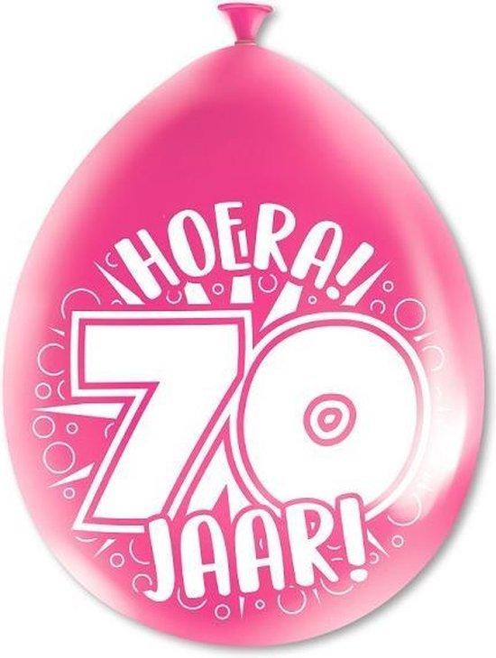 Paperdreams cijferballonnen - 70 jaar