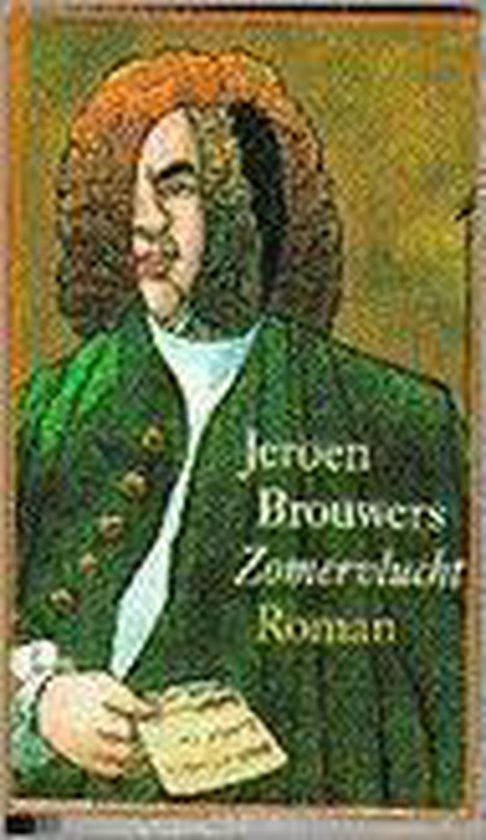 Zomervlucht - Jeroen Brouwers |