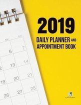 2019 Daily Planner and Appointment Book