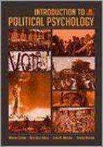 Boek cover Introduction To Political Psychology van Martha L. Cottam