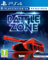 PS4 VR Battlezone VR