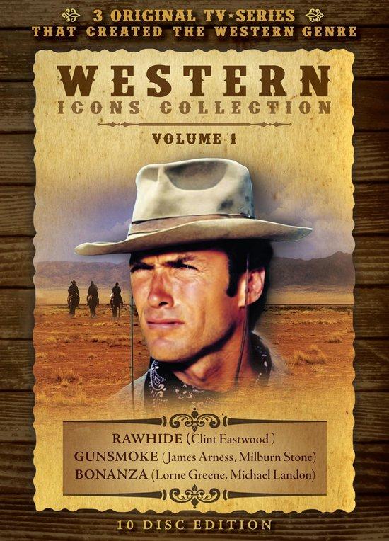 Cover van de film 'Western Icons Collection - Volume 1'