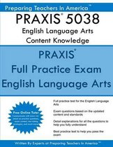 Praxis 5038 English Language Arts