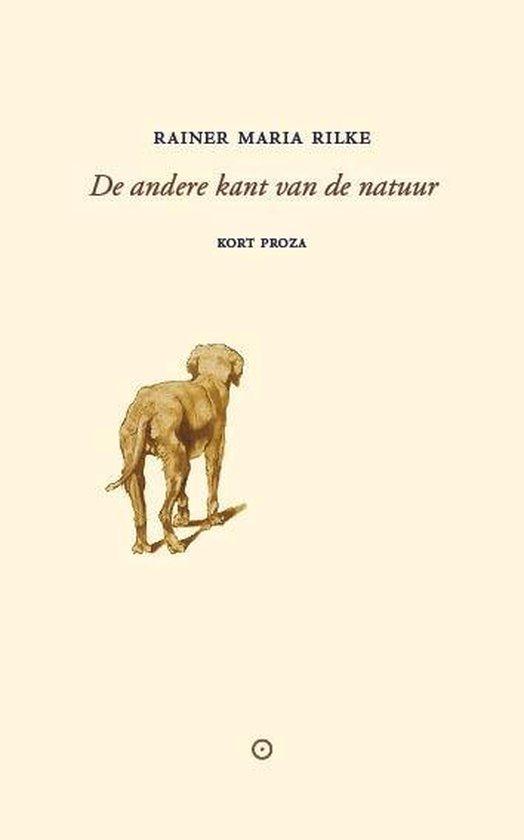 Boek cover Aan de andere kant van de natuur van Rainer Maria Rilke (Paperback)