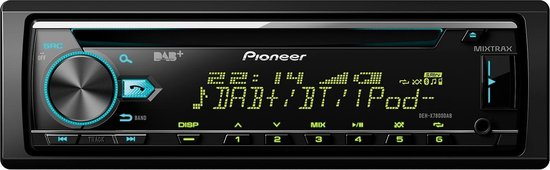Pioneer Autoradio DEH-X7800DAB