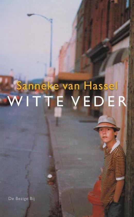 Witte veder - Sanneke van Hassel |