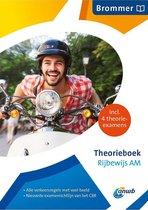 Boek cover Theorieboek Rijbewijs AM van ANWB