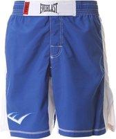 Everlast - Martial Arts Shorts - Blauw/Wit - L