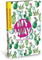 My Way Marco Polo Travel Journal - Cactus