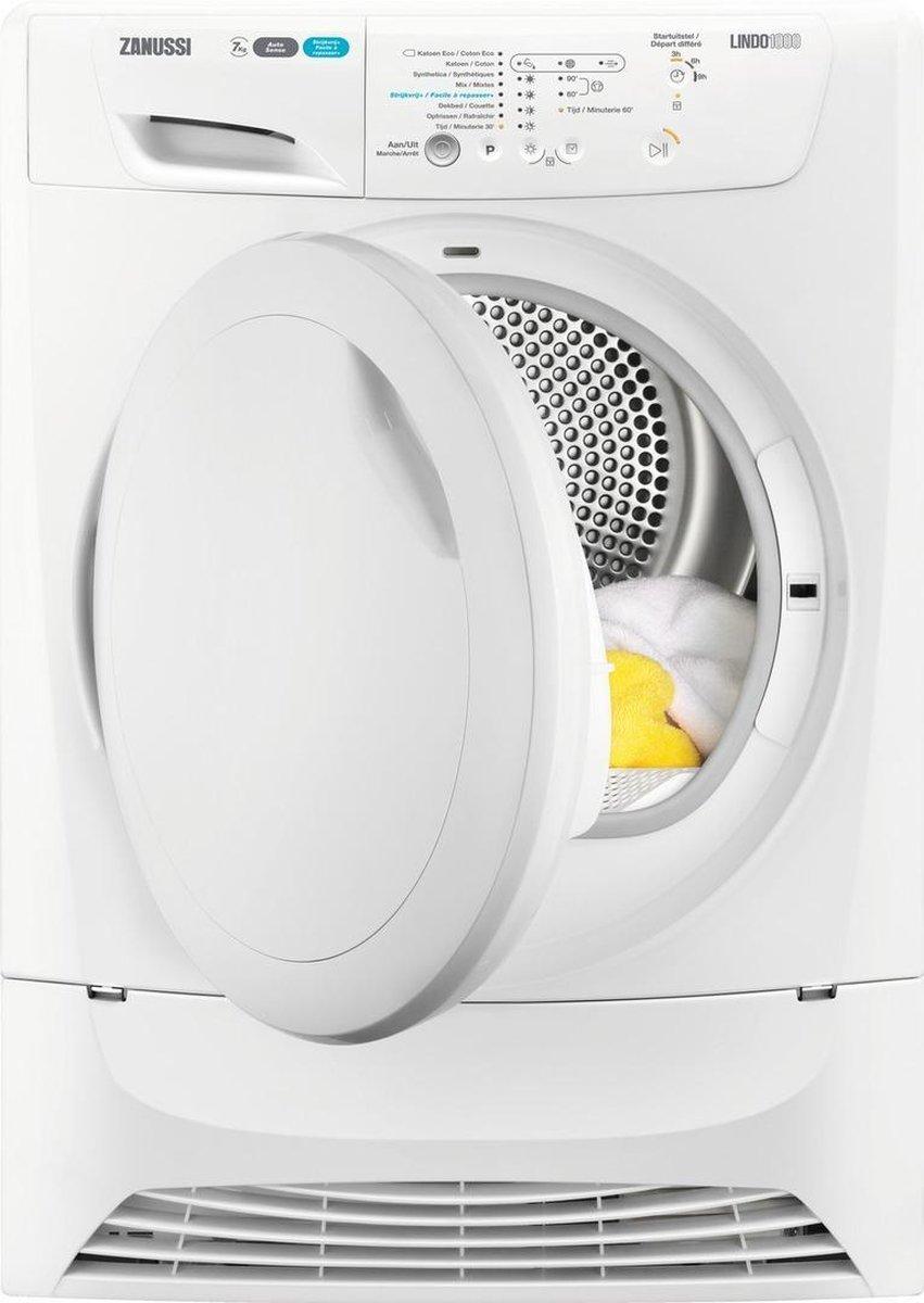Zanussi ZP7330DH – Warmtepompdroger – NL/FR
