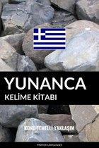 Yunanca Kelime Kitabı