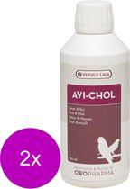 Versele-Laga Oropharma Avi-Chol Rui En Lever - Vogelsupplement - 2 x 250 ml