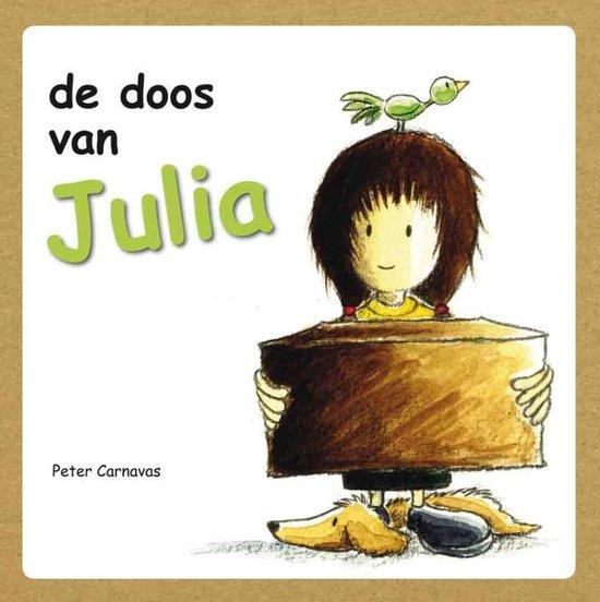 De doos van Julia - P. Carnavas pdf epub