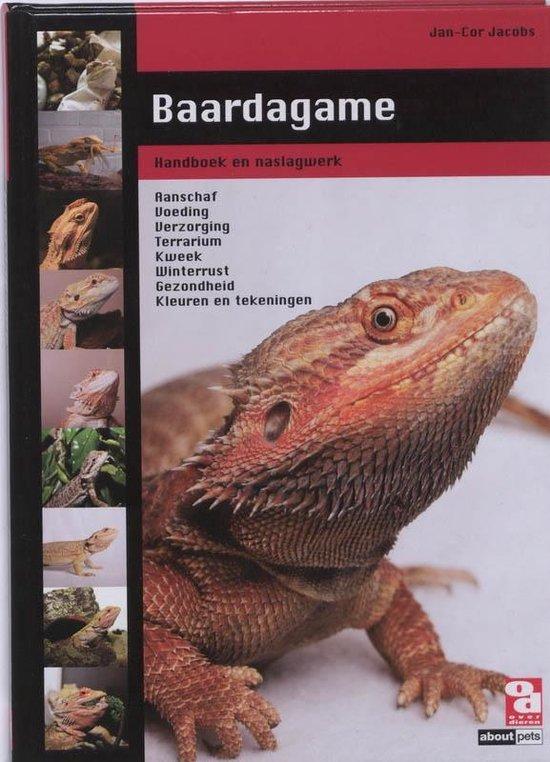 Over Dieren - Baardagamen - J.C. Jacobs  
