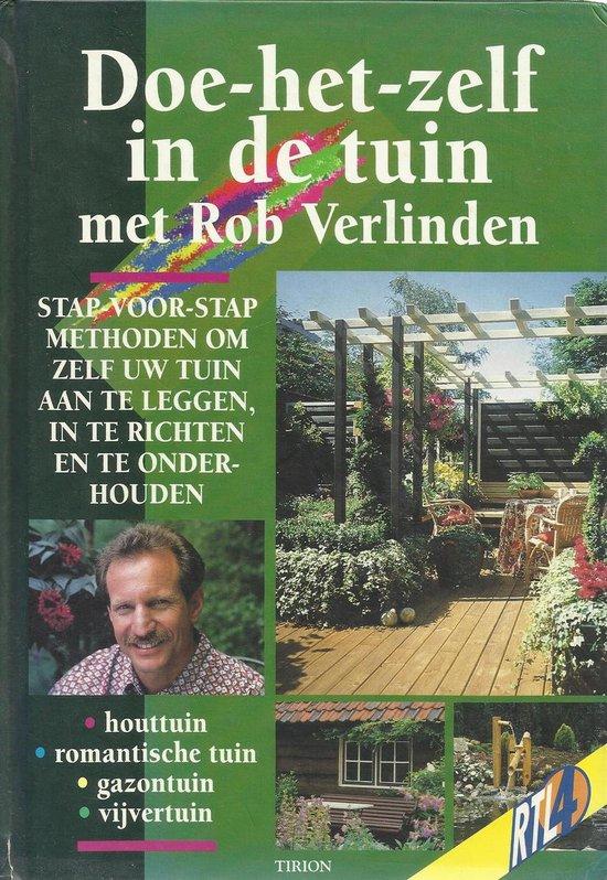 DOE-HET-ZELF IN DE TUIN MET ROB VER - Henk Nieuwenkamp |