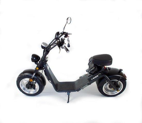 Bol Com Stadscooter Citycoco E Scooter 100 Elektrische E Chopper Scooter Met Kenteken