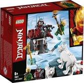 LEGO NINJAGO De Reis van Lloyd - 70671