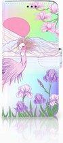 Samsung Galaxy S9 Plus Bookcase Hoesje Bird