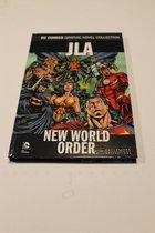 DC Comics JLA New World Order  (hardcover)