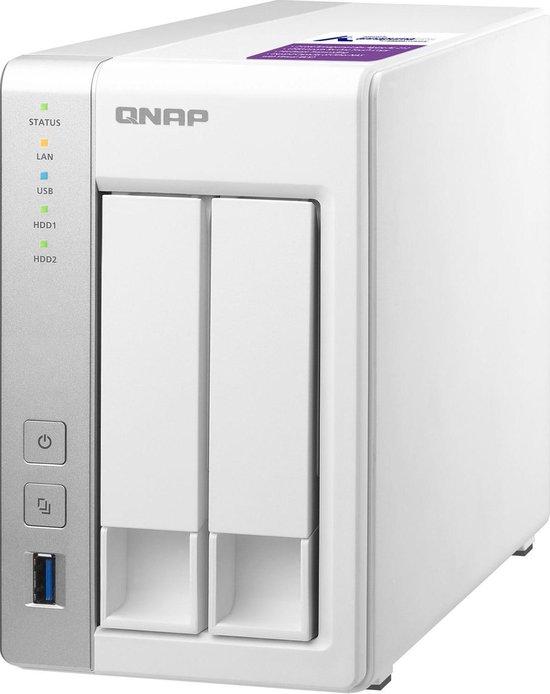 QNAP TS-231P - NAS - 0TB