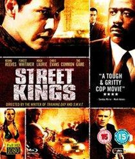 Cover van de film 'Street Kings'