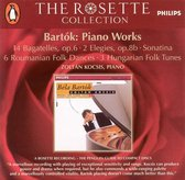 Béla Bartók: Works for Piano Solo 1