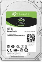 Seagate BarraCuda - Interne harde schijf - 5 TB